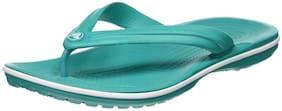 Crocs Men Blue Outdoor Slippers