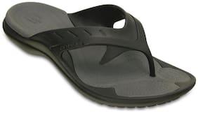 Crocs Men Black Outdoor slippers