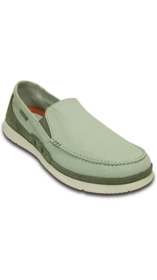 1cbcccf70c5b Buy Crocs Men Grey Loafer Online at Low Prices in India - Paytmmall.com