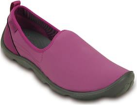 Crocs Women Purple Casual Shoes