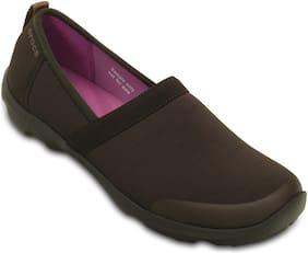 Crocs Women Brown Casual Shoes