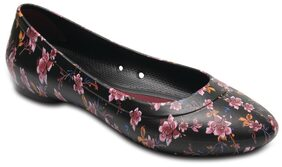 Crocs Women Black Bellie