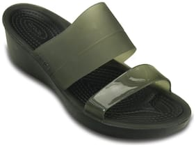 Crocs Women ColorBlock Wedges