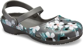 Crocs Women Grey Floaters