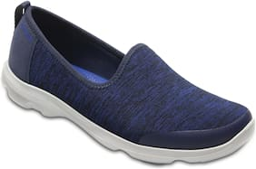 Crocs Women Busy Day Heather Skimmer Shoes