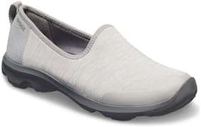 Crocs Women Grey Casual Shoes -