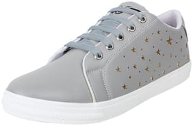 Cubane-50 Women Grey Sneakers