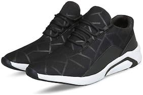 Cymb Men's Naysa Black Sports Shoes