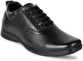 D.S.P Men Black Derby Formal Shoes - DSP_834_BLK