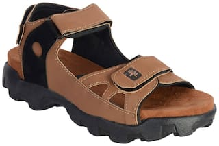 Dakarr Tan sandal for boys & men's