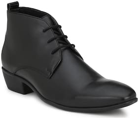Delize Black Formal Boot