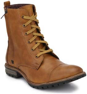 Delize Men 5070 tan Boots