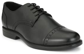 Delize Men Black Formal Shoes