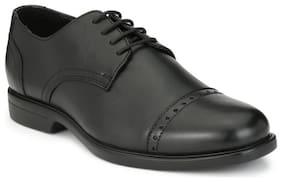 Delize Men Black Formal Shoes