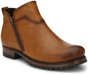 Delize Men's Tan Outdoor Boots