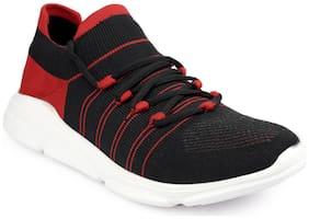 Derby Kicks Men Sports Shoes Running Shoes ( Black )