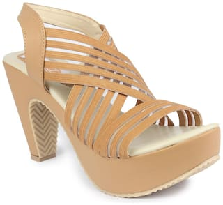Digni Women Brown Wedges