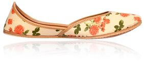 DIP YOUR TOES Women Multi-color Ethnic
