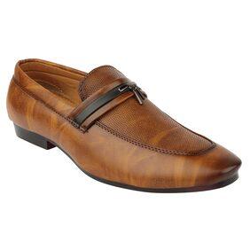Do Bhai Men Tan Formal Shoes - Loafer-latkan