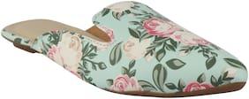 Do Bhai Women Multi-color Sandals