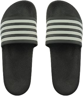 Do Bhai Men Grey Flip-Flops - 1 Pair