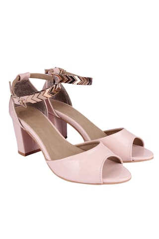 c122c4d18d Buy Do Bhai Women Pink Sandals Online at Low Prices in India ...