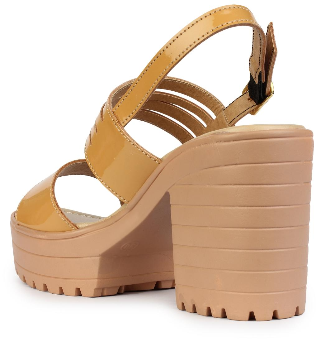 9bfe393ef71 Buy Do Bhai Tan Heels Online at Low Prices in India - Paytmmall.com