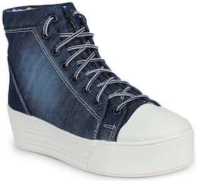 Do Bhai Blue Boots
