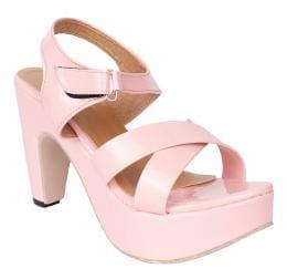 Do Bhai Pink Heels