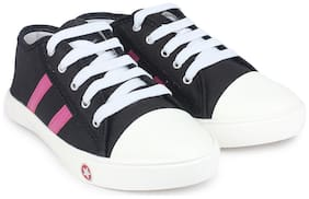 Do Bhai Women Pink Sneakers