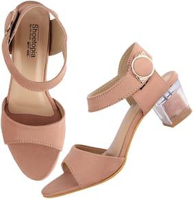Women Sandals ( Peach )