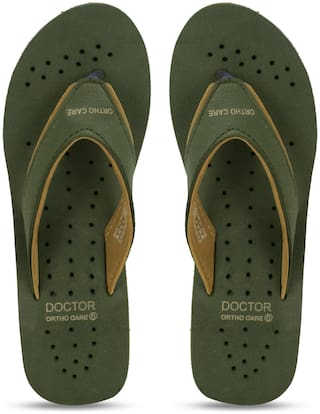 Doctor Extra Soft Ortho Care Diabetic Orthopaedic Comfort Dr Slippers And Flipflops For Women's