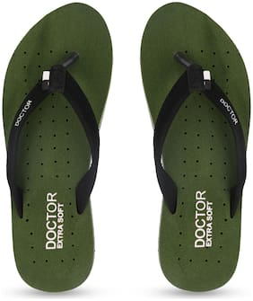 DOCTOR EXTRA SOFT Women's Flip-Flops and Soft House Slippers