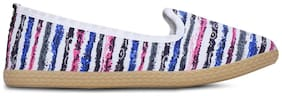 Get Glamr Women Blue Casual Shoes