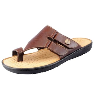 fa320e909c24 Buy Dr.Scholls Men Brown Flipflop Online at Low Prices in India ...