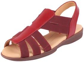 Dr.Scholls Women Red Sandals