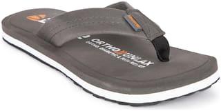 Duke Grey EVA UK 7 Diabetic & Orthopedic Slippers For Men