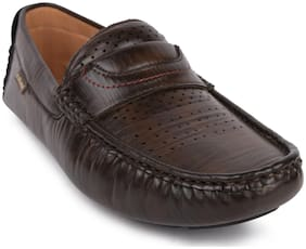 Duke Men Brown Loafer