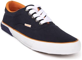 Duke Men Navy blue Casual Shoes - Fwol9038