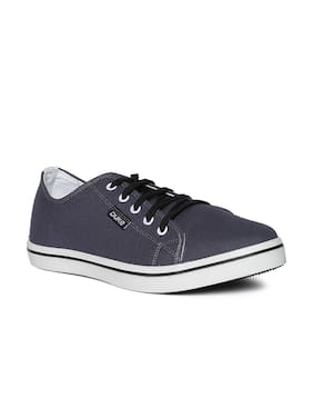 Duke Men Grey Sneakers