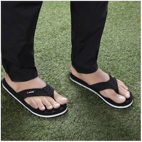 Men Outdoor Slippers ( Black )