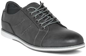 Duke Men Grey casual Shoes
