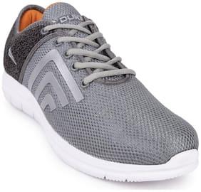 Duke Men Grey Sports Shoes