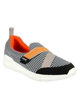 Duke Men Grey Casual Shoes - Fwol1094