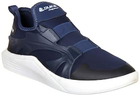 Duke Men Walking Shoes ( Blue )