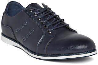 Duke Men Navy casual Shoes
