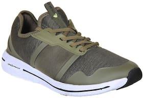 Duke Men Olive Stylish Sports Shoes