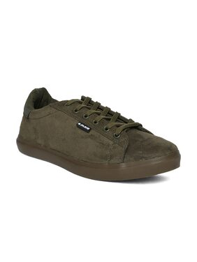 Duke Men Green Sneakers - Fwol9021