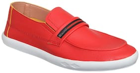 Men Pink Casual Shoes