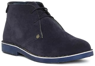 a8e3a9876d0 Buy Duke Men's Blue Chelsea Boots Online at Low Prices in India ...